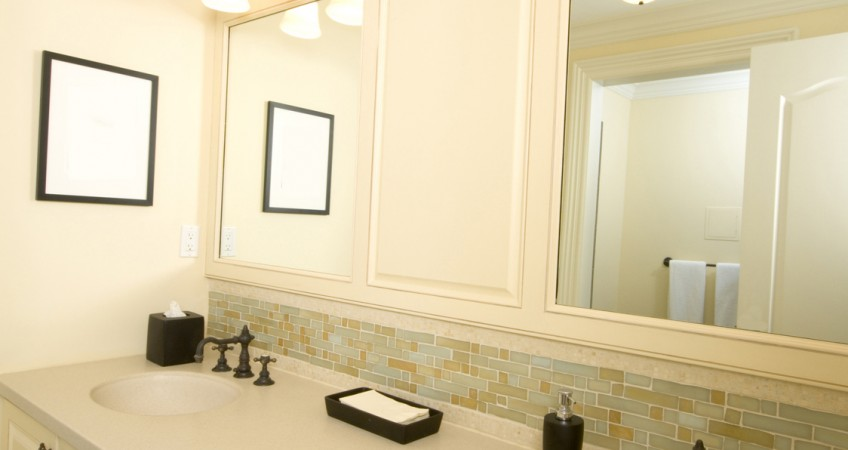 Custom Bathroom & Tile Work
