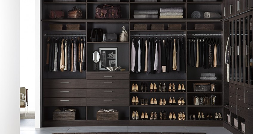 custom closets Kansas city